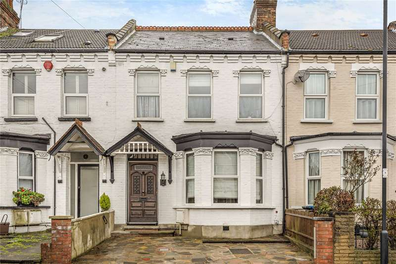 3 Bedrooms Terraced House for sale in Avondale Road, Palmers Green, London, N13