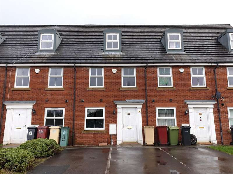 3 Bedrooms Terraced House for sale in Littlebrooke Close, Bolton, Greater Manchester, BL2