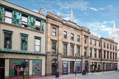 2 Bedrooms Flat for sale in Italian Centre, 176 Ingram Street, Glasgow