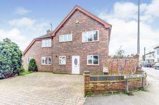 4 Bedrooms Detached House for sale in Norwood Close, Cliffe, Rochester, Kent