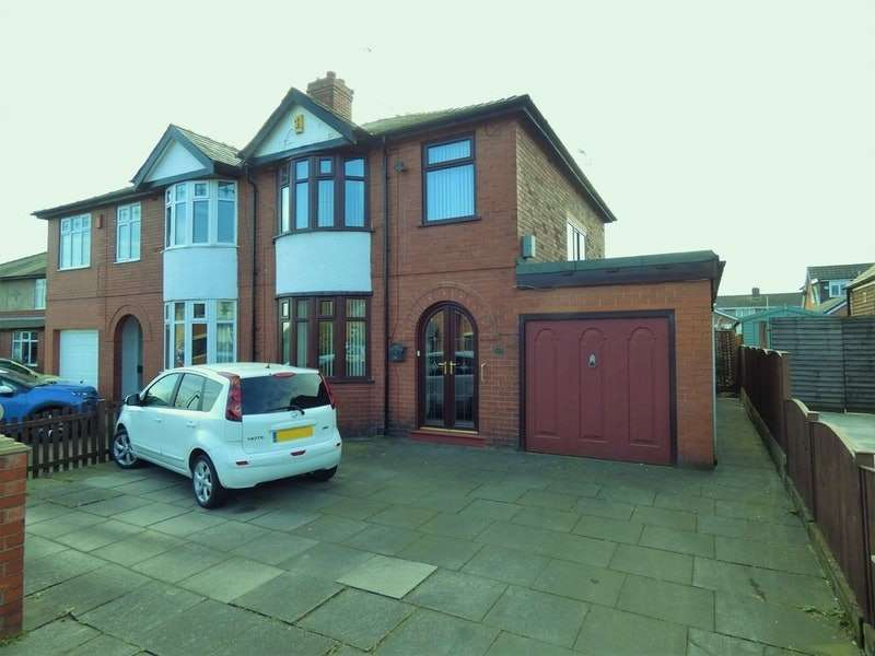 3 Bedrooms Semi Detached House for sale in Atherton Road, Wigan, Greater Manchester, WN2