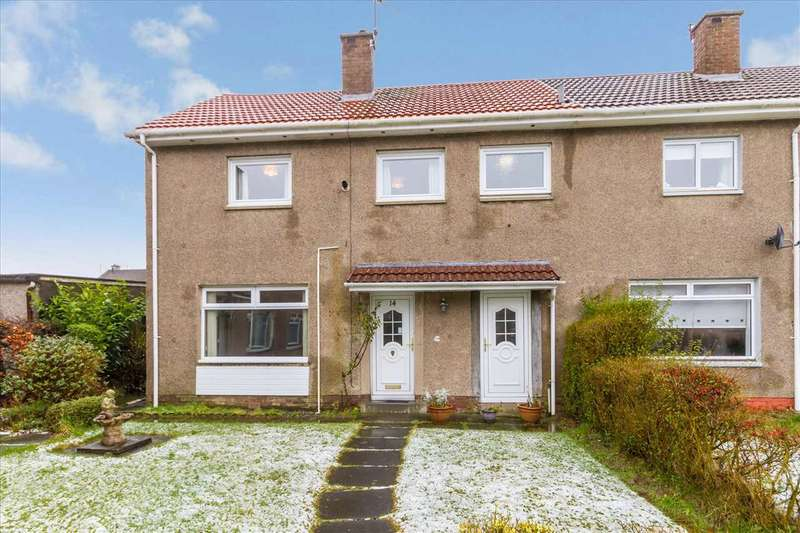 3 Bedrooms End Of Terrace House for sale in Mid Park, Murray, EAST KILBRIDE