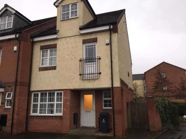 3 Bedrooms Semi Detached House for sale in Lord Street, Walsall, West Midlands
