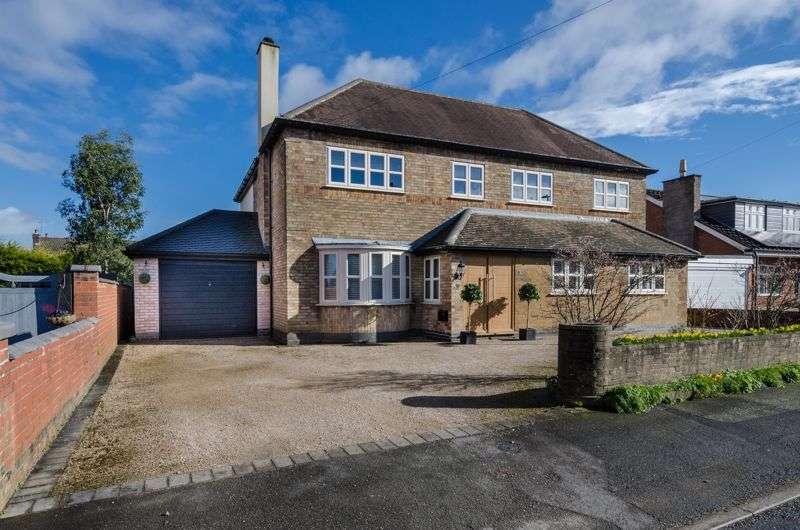 4 Bedrooms Property for sale in Eastwoods Road, Hinckley