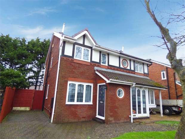 2 Bedrooms Semi Detached House for sale in Mansfield Road, Blackpool, Lancashire