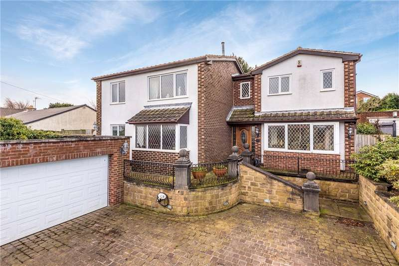 4 Bedrooms Detached House for sale in Smithy Brook Lane, Dewsbury, West Yorkshire