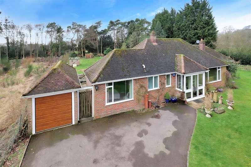 4 Bedrooms Detached Bungalow for sale in Common Road, Kensworth, Dunstable