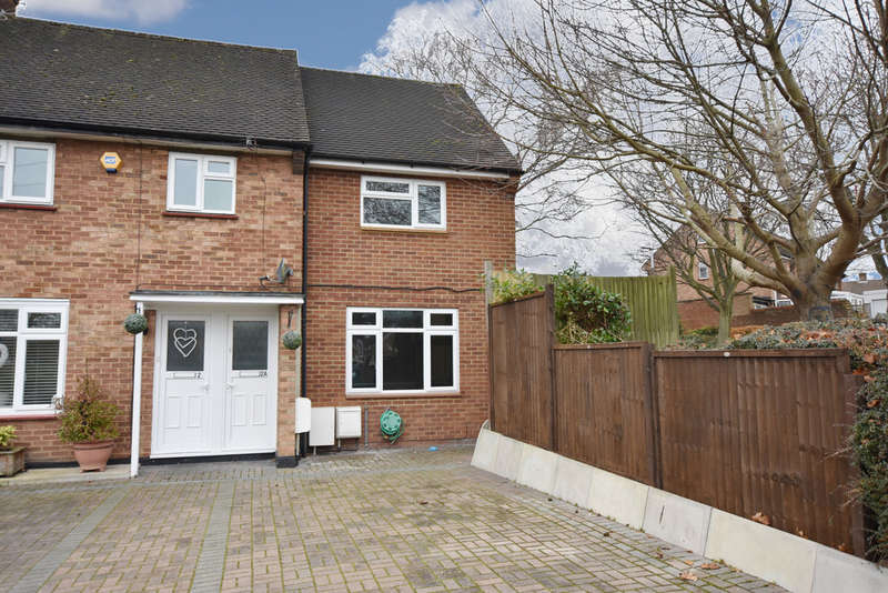 2 Bedrooms Flat for sale in Cobb Green, Garston Watford