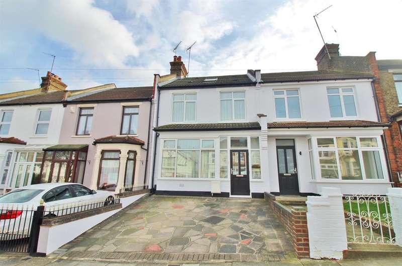 4 Bedrooms Terraced House for sale in Rochdale Road, Abbey Wood, London, SE2 0XA