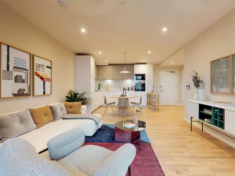 3 Bedrooms Flat for sale in Cedarwood View, Deptford SE8