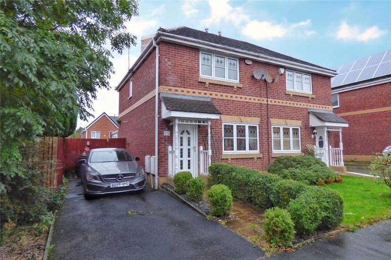 3 Bedrooms Semi Detached House for sale in Chendre Road, Moston, Greater Manchester, M9