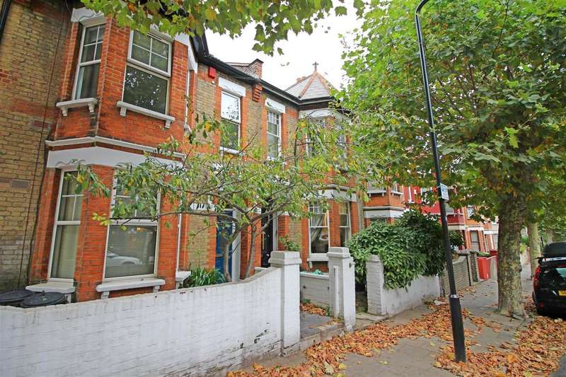 2 Bedrooms Flat for sale in Cotesbach Road, London