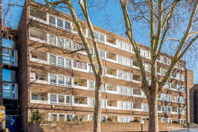 2 Bedrooms Flat for sale in Barbrook House, Chatham Place, London, E9