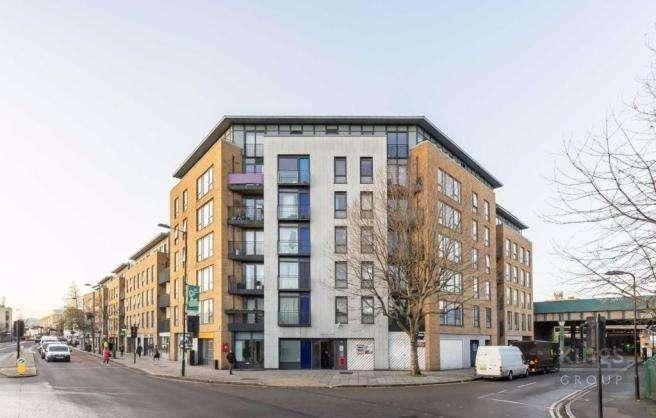 1 Bedroom Flat for sale in 43 Mare Street, London