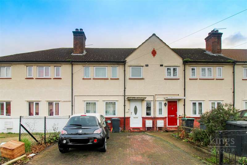3 Bedrooms Terraced House for sale in Gospatrick Road, London