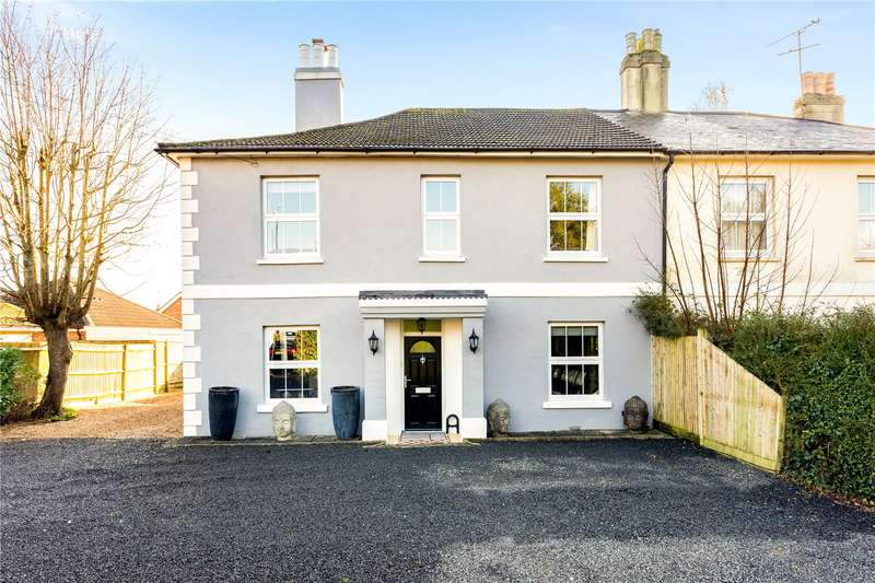 6 Bedrooms Semi Detached House for sale in Junction Road, Burgess Hill, West Sussex, RH15