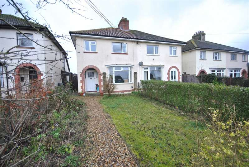 3 Bedrooms Semi Detached House for sale in Slades Hill, Templecombe, Somerset, BA8