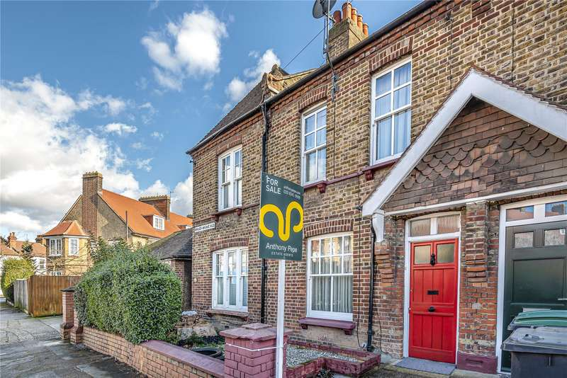 2 Bedrooms Terraced House for sale in Morley Avenue, London, N22