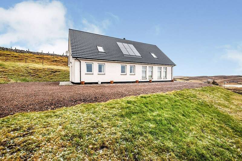 3 Bedrooms Detached House for sale in Stoer, Lochinver, IV27