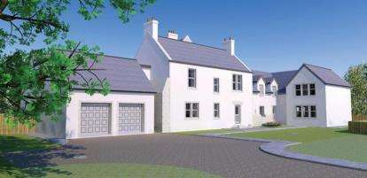 5 Bedrooms House for sale in St Quivox, Mount Hamilton House
