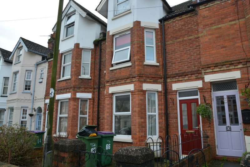 3 Bedrooms Terraced House for sale in 66 Morehall Avenue, Folkestone, Kent