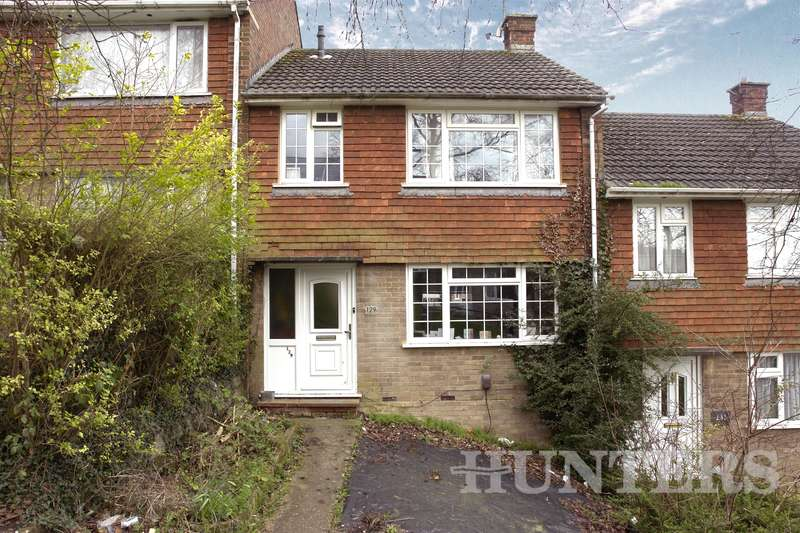 3 Bedrooms Terraced House for sale in Sundridge Drive, Chatham
