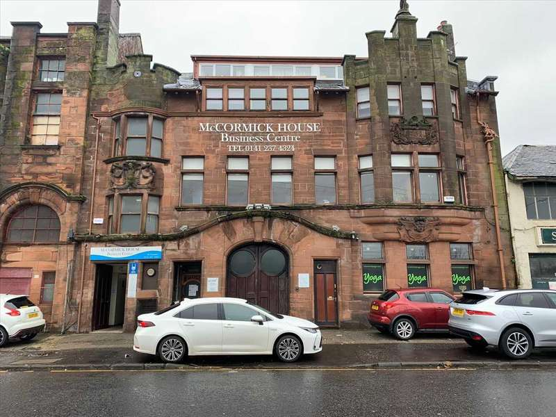 Office Commercial for rent in Darnley House, Glasgow