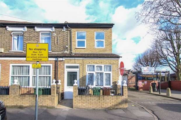 2 Bedrooms End Of Terrace House for sale in Buxton Road, Walthamstow, London