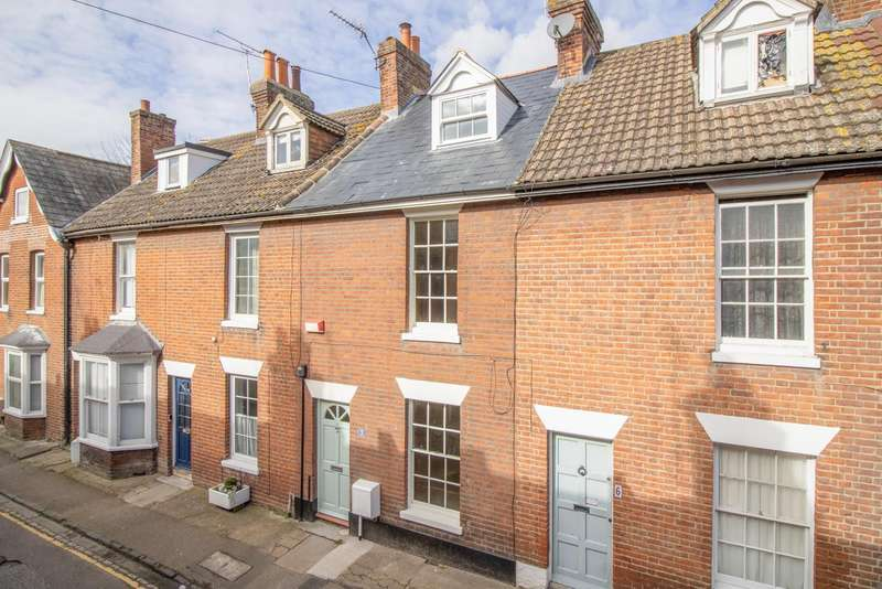 3 Bedrooms Terraced House for sale in Albion Place, Canterbury, CT1
