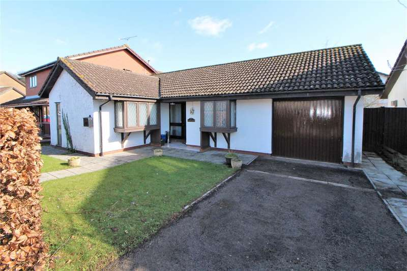 2 Bedrooms Bungalow for sale in Treetops, Portskewett, Caldicot