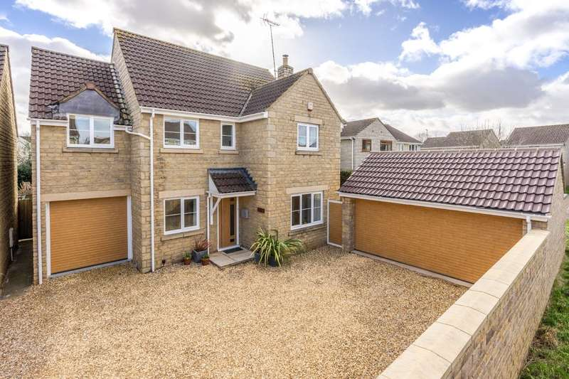 4 Bedrooms Detached House for sale in Sandpits Lane, Sherston