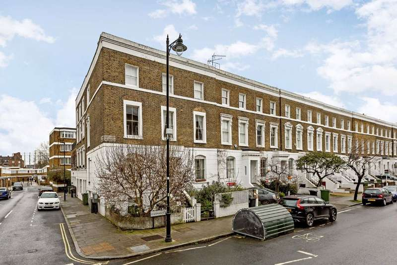 2 Bedrooms Flat for sale in Fentiman Road, London, London