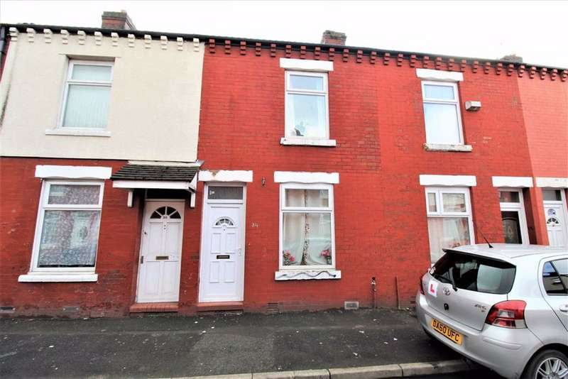 2 Bedrooms Terraced House for sale in Smart Street, Manchester