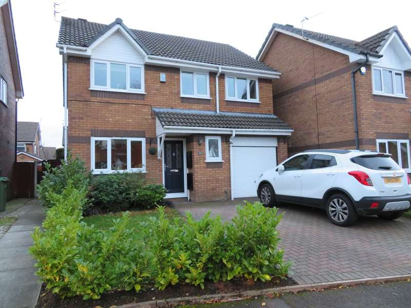 4 Bedrooms Detached House for sale in Bleasdale Street, Royton