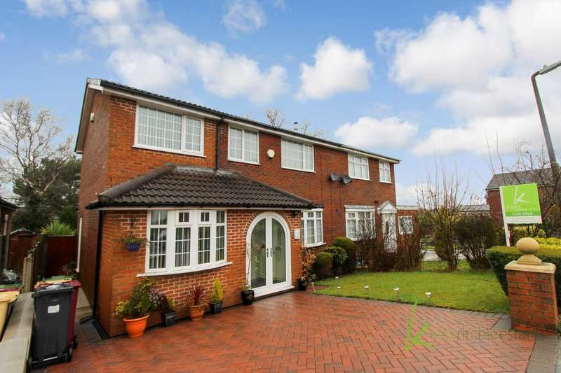 3 Bedrooms Semi Detached House for sale in Braeside Grove, Bolton