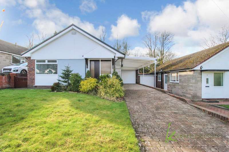 2 Bedrooms Bungalow for sale in Grizedale Close, Bolton
