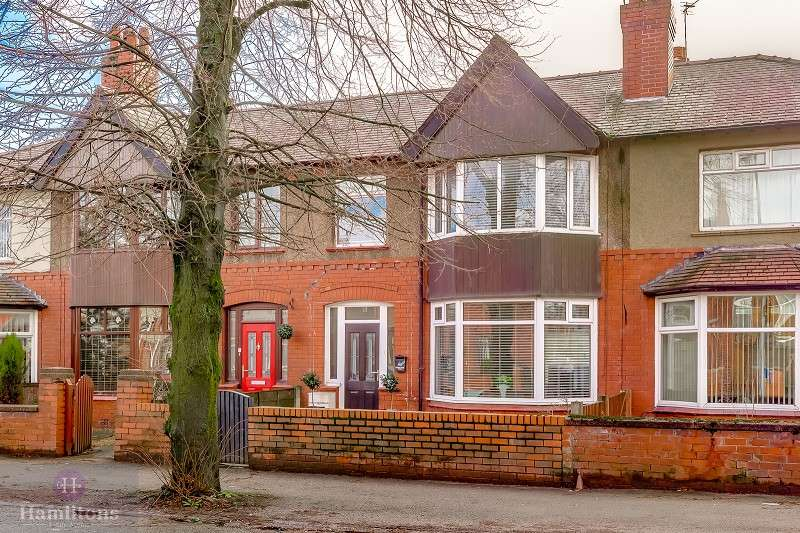 3 Bedrooms Terraced House for sale in Holden Road, Leigh, Greater Manchester. WN7 2HU