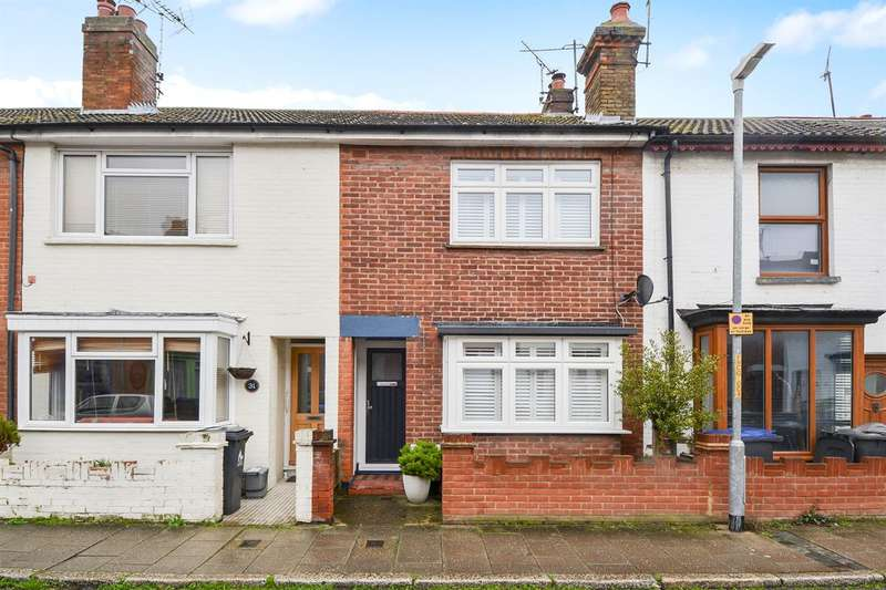 2 Bedrooms Terraced House for sale in Regent Street, Whitstable
