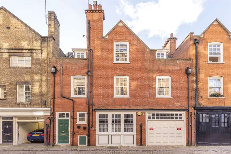 4 Bedrooms House for sale in Devonshire Close, Marylebone, London, W1G