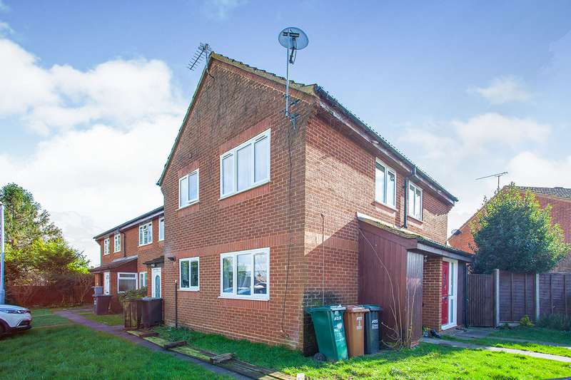 1 Bedroom End Of Terrace House for sale in Ladywalk, Maple Cross, Rickmansworth, Hertfordshire, WD3