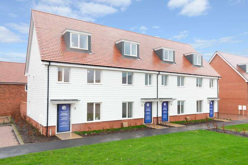 3 Bedrooms Town House for sale in Littlebourne Road, Canterbury, CT1