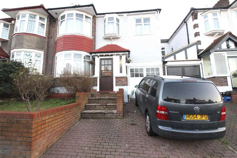 8 Bedrooms Semi Detached House for sale in Hillside Gardens, London