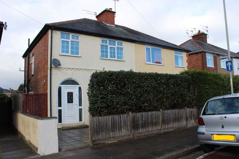 3 Bedrooms Semi Detached House for sale in Stanfell Road, Knighton