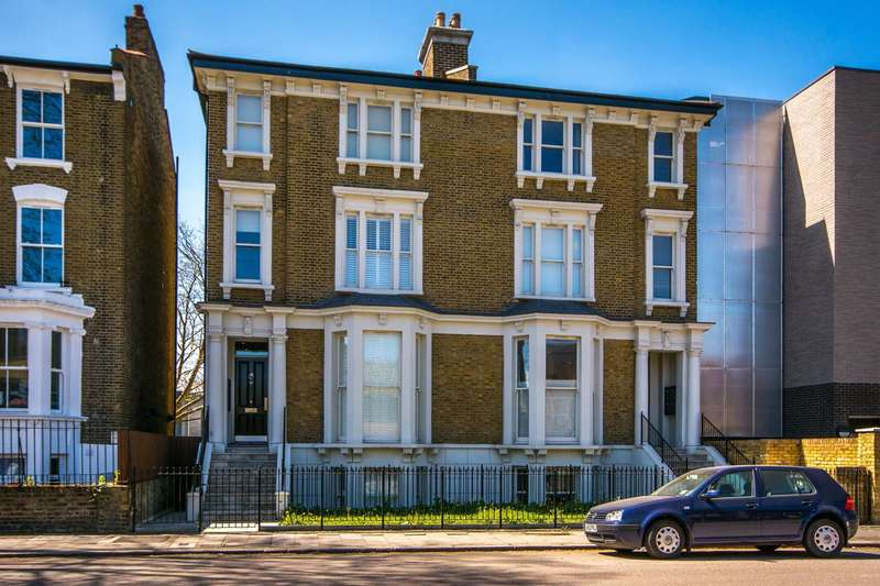 1 Bedroom Flat for sale in Jeffreys Road, Stockwell, SW4