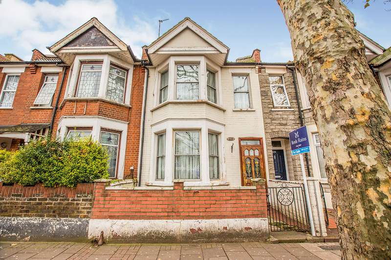 3 Bedrooms House for sale in Prince Regent Lane, London, E13