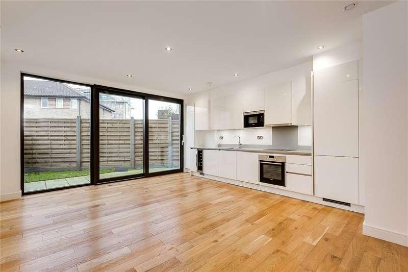 3 Bedrooms Maisonette Flat for sale in Flat 2 Elgin Avenue