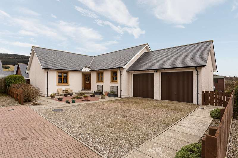 4 Bedrooms Bungalow for sale in Finella Grange, West Cairnbeg, Laurencekirk, AB30 1SE