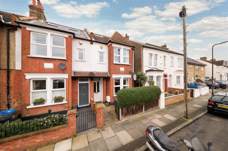 5 Bedrooms End Of Terrace House for sale in Lyveden Road, Colliers Wood
