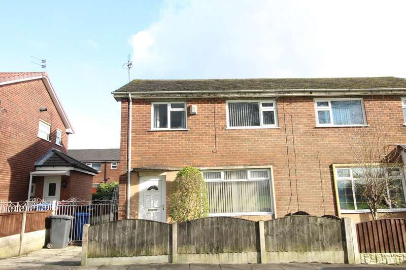 3 Bedrooms Semi Detached House for sale in Browning Road, Swinton, Manchester, M27