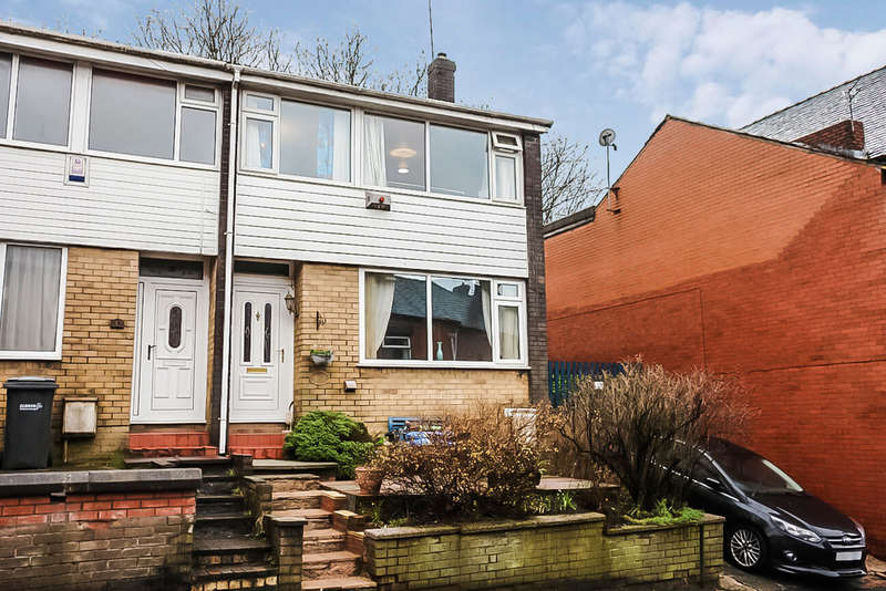 3 Bedrooms End Of Terrace House for sale in Sharples Hall Street, Oldham